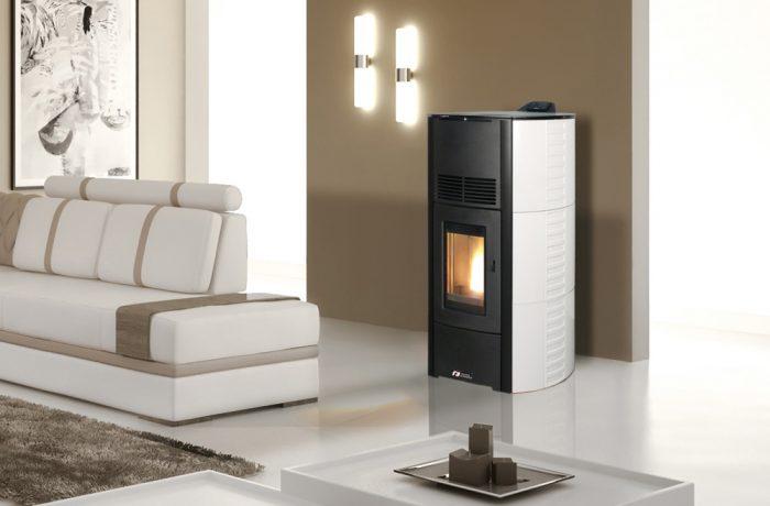 poele a granules alti fonte flamme. Black Bedroom Furniture Sets. Home Design Ideas