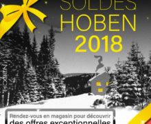 SOLDES HOBEN 2018